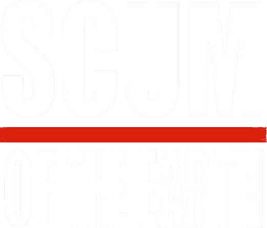 Scum of the Earth Church logo